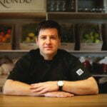 One day with the Chef Yuriy Priemskiy