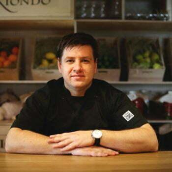 One day with the Chef Yuriy Priemskiy
