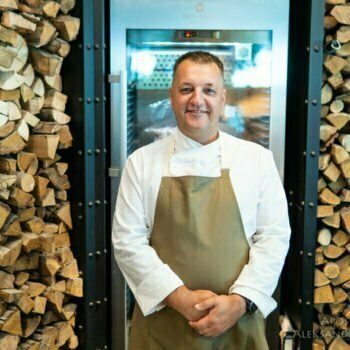 One day with the Chef Viktor Timchishin